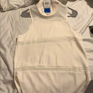 Adidas Terry Cloth Tank Top